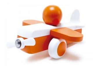 Hape Mini lietadielko Orange